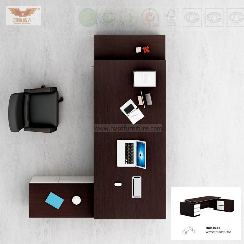 Foto de el nuevo dise o de oficina de madera de soild for Diseno de escritorios de oficina