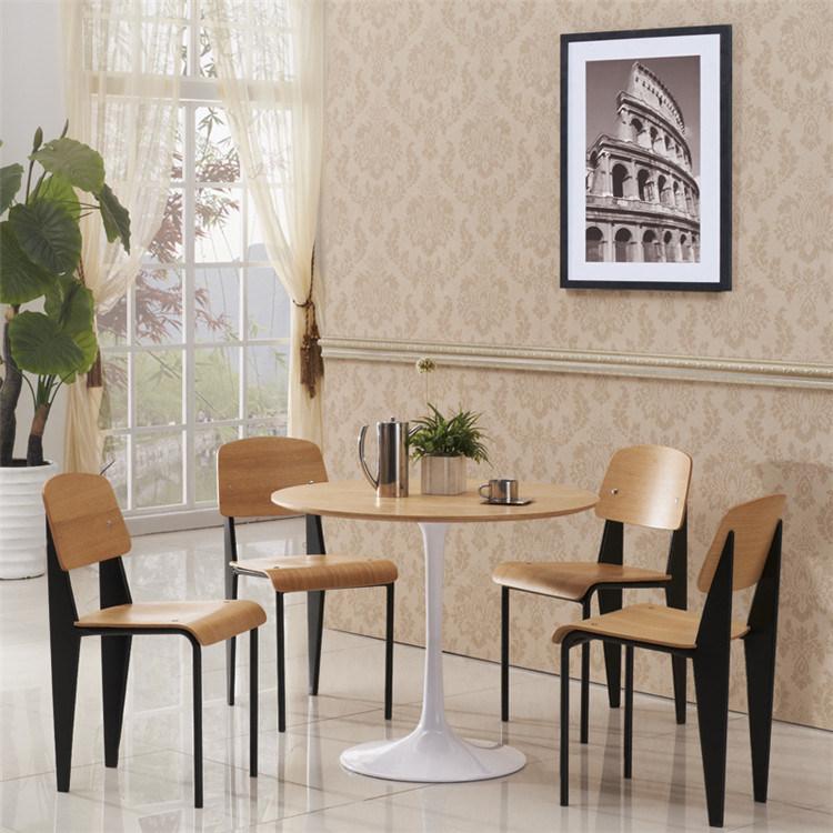 chaise en bois standard de restaurant de jean prouve de prix usine ... - Chaise Jean Prouve Prix