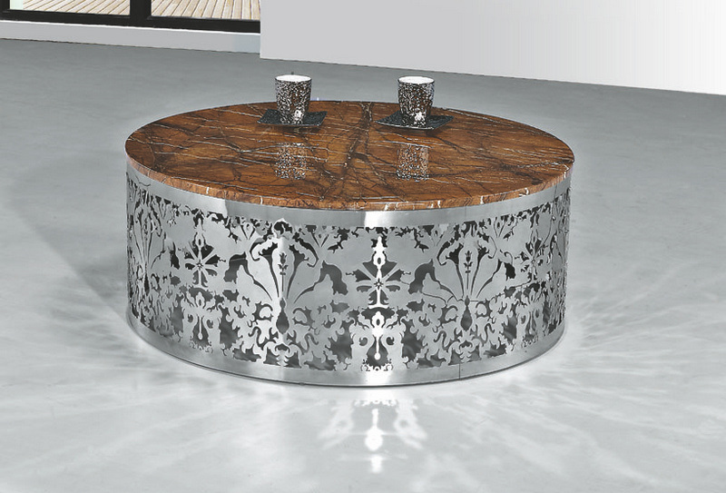 Table basse orientale for Table de chevet orientale