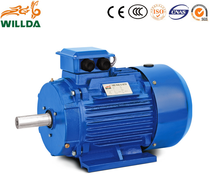 30kw 40hp Three Phase Induction Motor Ye2 225m 6 30kw