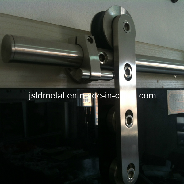 sin marco moderno puerta corredera de cristal pies de acero top rial de mm de espesor de vidrio templado sistema para puertas correderas instalacin