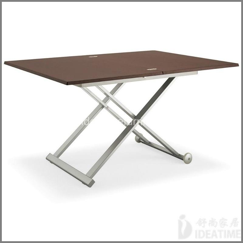 Mesa de centro plegable ctm 131 mesa de centro for Mesa centro plegable