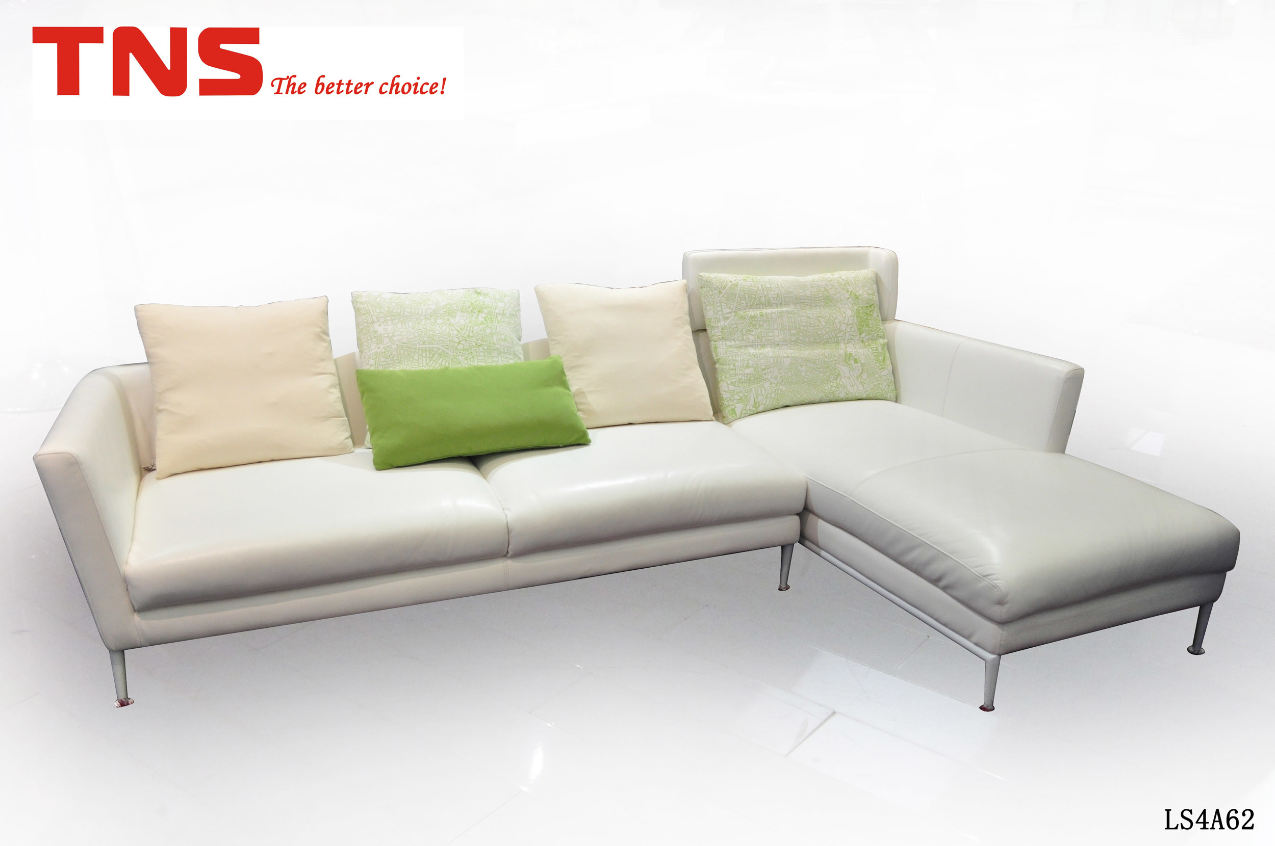 현대 가죽 소파 (LS4A62)에사진 kr.Made-in-China.com