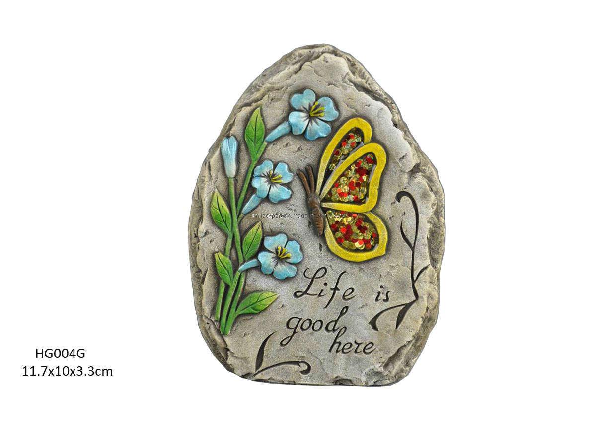 """flores do jardim letra : flores do jardim letra:Decoração """"esperança"""" da letra do jardim do cimento (HG004G"""