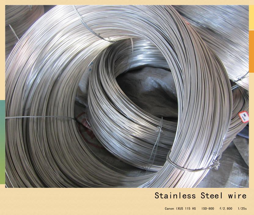 Alambre de acero inoxidable rod de ss 201 stainless del - Alambre de acero inoxidable ...