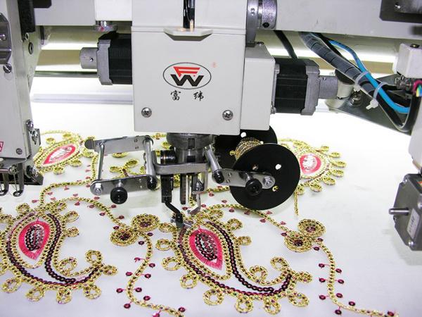 Стоимость вышивки машинной 7