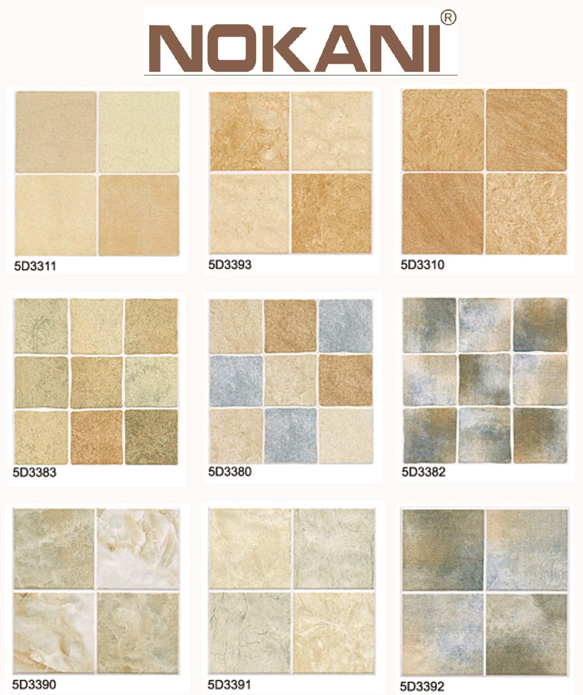 mattonelle della porcellana della stanza da bagno 3030 mattonelle di pavimento di ceramica