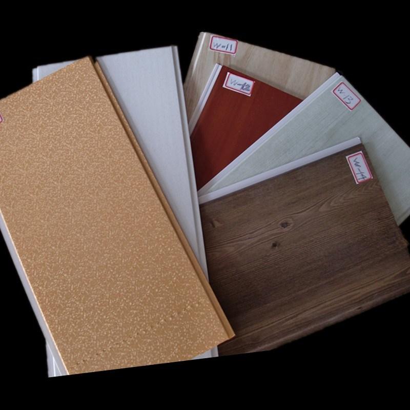 Los paneles del recubrimiento de paredes del pvc del for Paneles de pvc para paredes