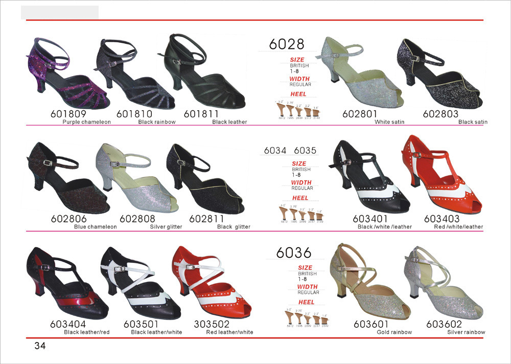 La Cl  Priv  e tweeted out this Encyclopedia of Women's Shoes that defines the various styles of shoes. It's funny how some brand names (ie Crocs, Uggs