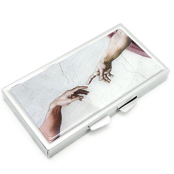 Bello piccolo specchio cosmetico poco costoso su for Specchio antico piccolo