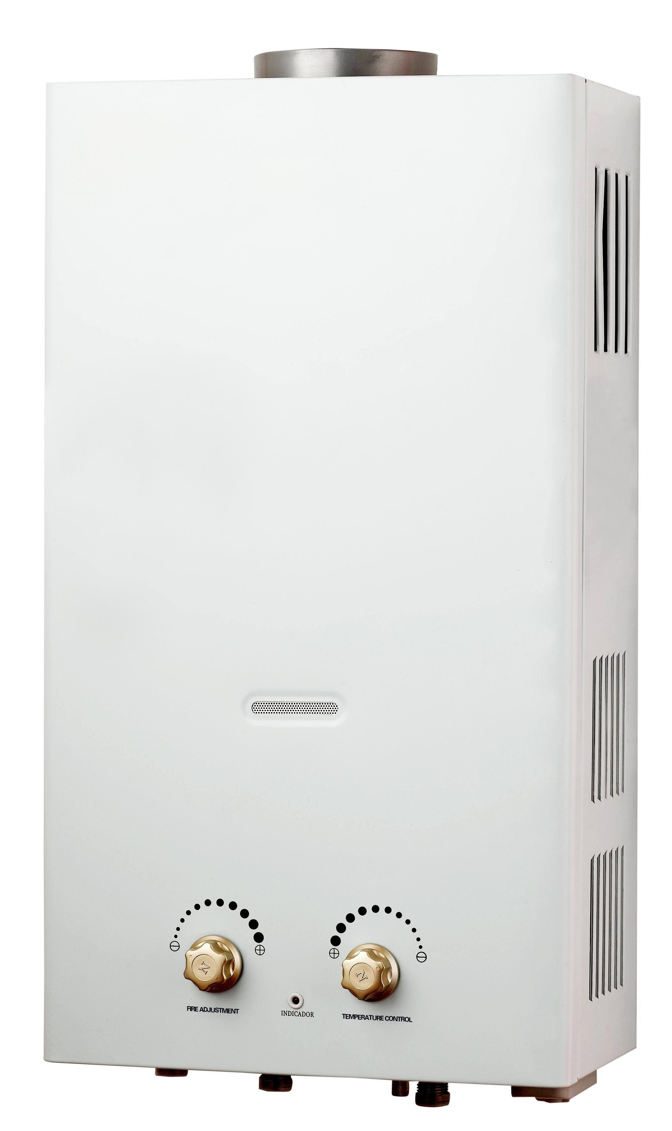 12l gas calentador de agua tipo humos wm c1209 12l gas - Calentador de agua precios ...