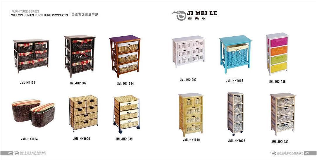 Armário de vime –Armário de vime fornecido por Shandong Jimeile Wooden Co, L -> Armario Para Banheiro De Vime