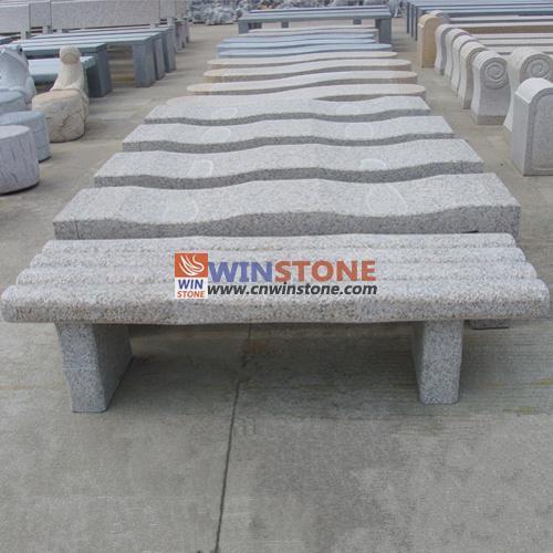 Granito mesa banco mobiliario jard n esculturas de for Bancos de granito para jardin