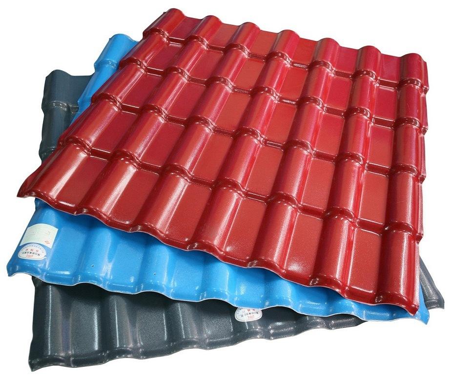 tuile de toit ondul e en plastique tuile de toit ondul e en plastique fournis par zhejiang