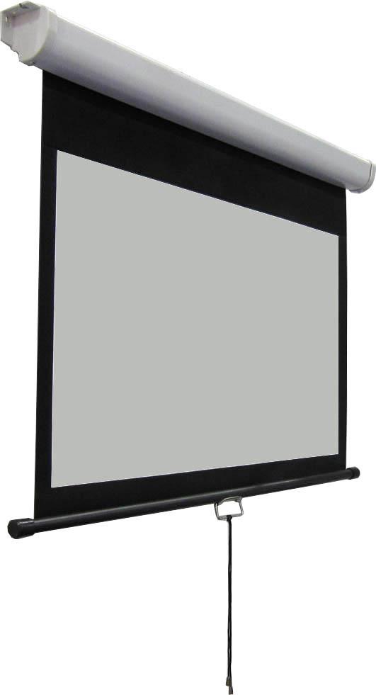 Pantalla manual del proyector series de msb pantalla for Pantalla para proyector