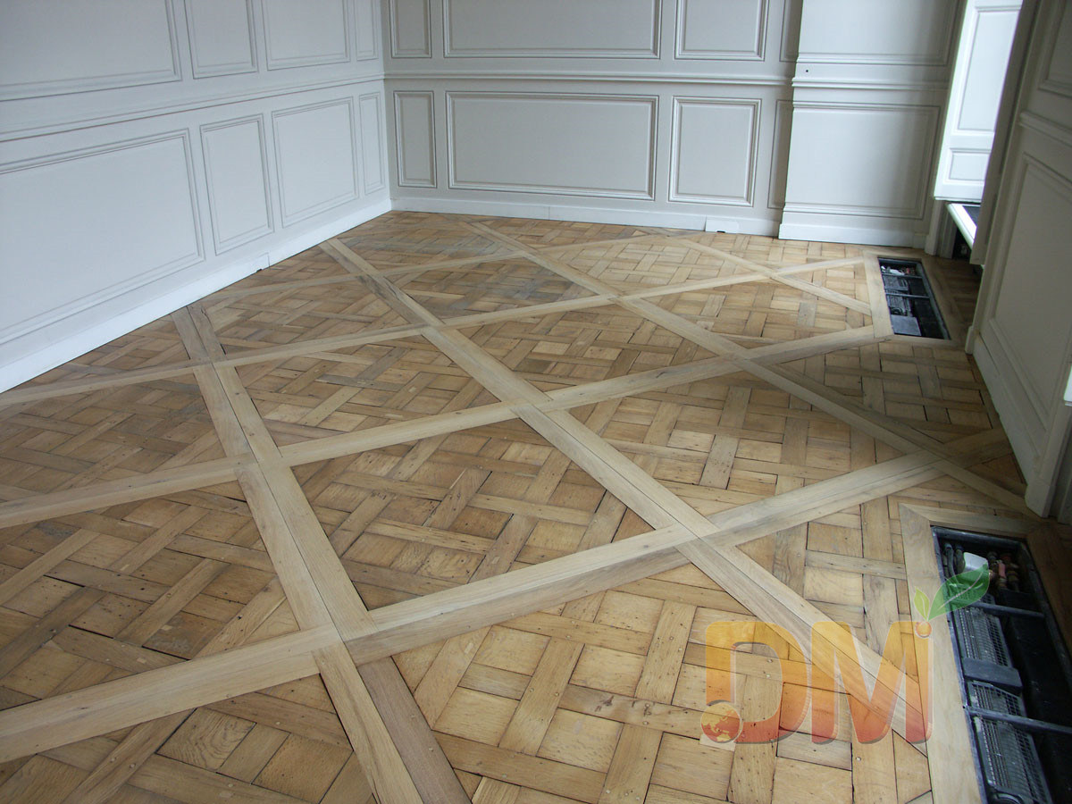 plancher en bois de parquet de versailles de conception moderne plancher en bois de parquet de. Black Bedroom Furniture Sets. Home Design Ideas