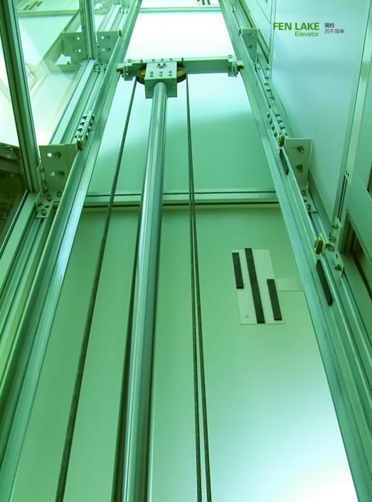 ascenseur hydraulique d 39 ascenseur cargaison de fret. Black Bedroom Furniture Sets. Home Design Ideas