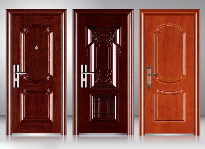 стальные мощные двери