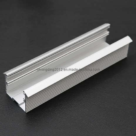 Perfil de aluminio anodizado plata perfil de aluminio - Perfil aluminio anodizado ...