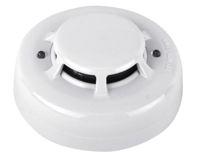 Detector de humos fotoel ctrico ptico barato para la - Detector de humos ...