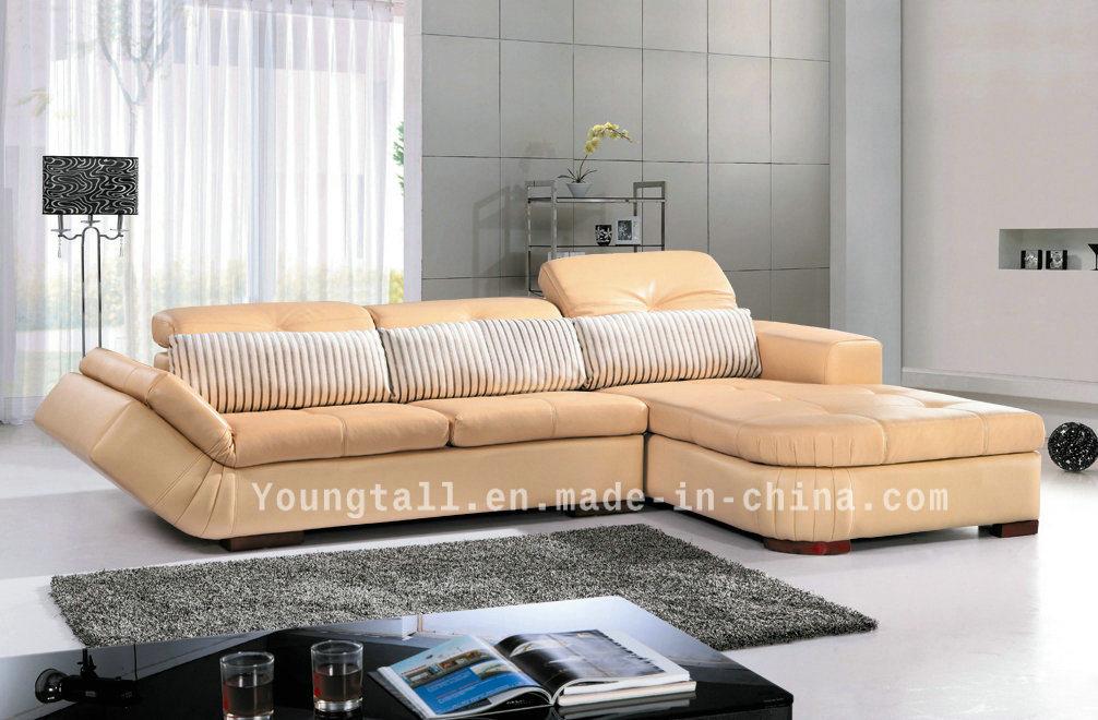 Mobilia domestica sof yk 88106 del cuoio dell 39 angolo di for Mobilia domestica