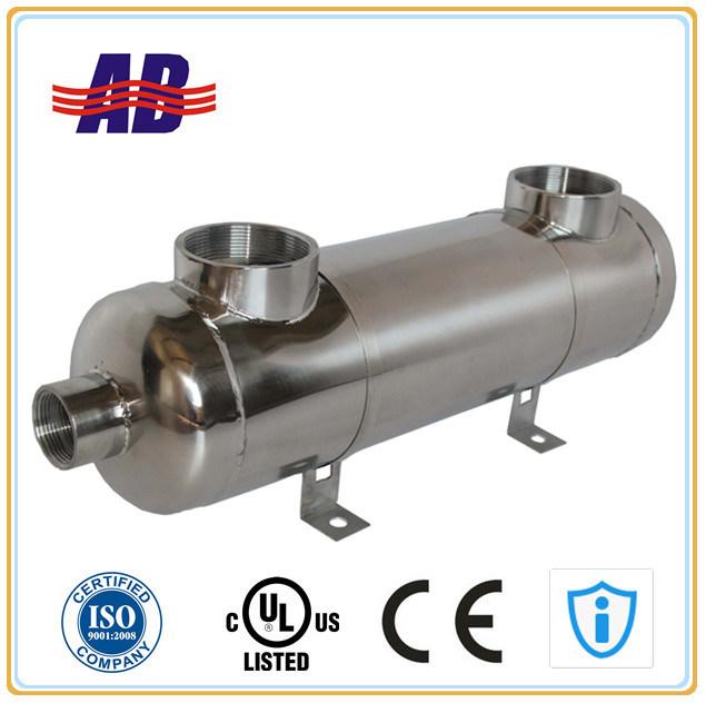 Масловодяной теплообменник системы ц теплообменник для daf xf