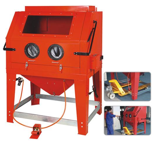 cabinet 990l de sableuse de sable  u2013cabinet 990l de