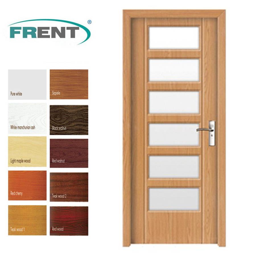 Puertas pvc interior materiales de construcci n para la for Lo ultimo en puertas de interior