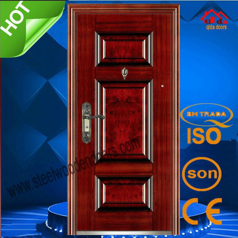 стальная дверь с лучшей безопасности