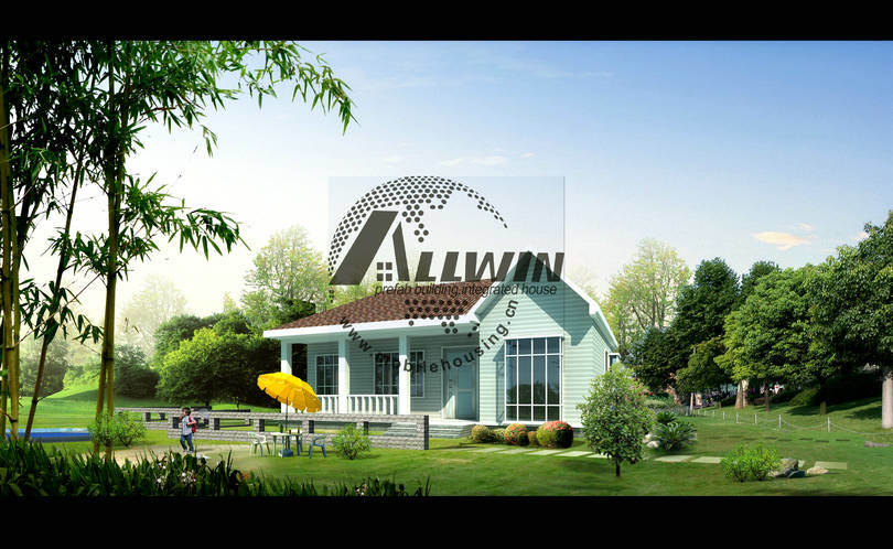 Villa modulare della casa costruzione prefabbricata mv65 villa modulare della casa - Tempi costruzione casa ...