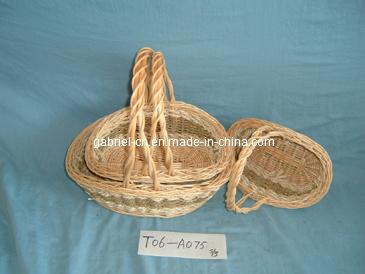 petit panier en osier naturel de fleur t06 a075 petit panier en osier naturel de fleur t06. Black Bedroom Furniture Sets. Home Design Ideas