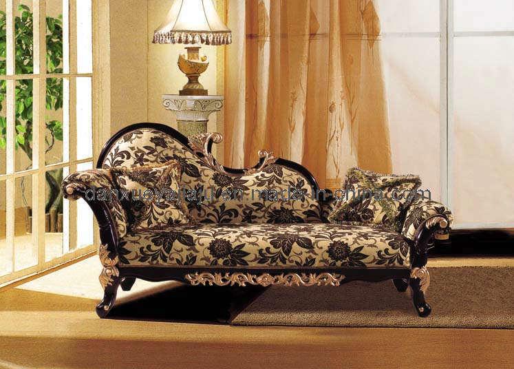 Sala De Estar Luxuosa ~ Sala de estar luxuosa do Chaise (F06A#) –Sala de estar luxuosa do