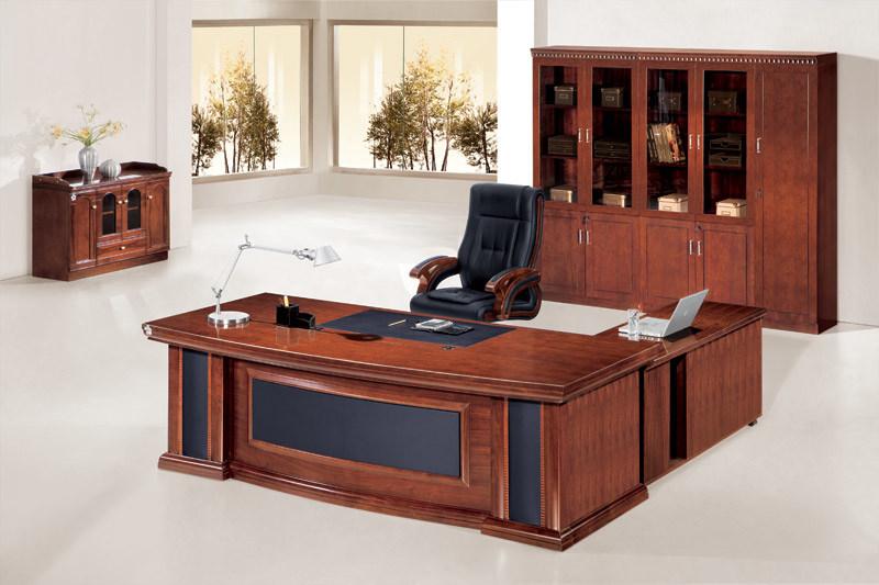 de oficinas de madera del nuevo diseño 2010 (2D2471B) – Muebles de
