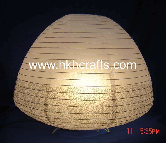 lampe de papier d coration la maison lampion hhd t2012w. Black Bedroom Furniture Sets. Home Design Ideas