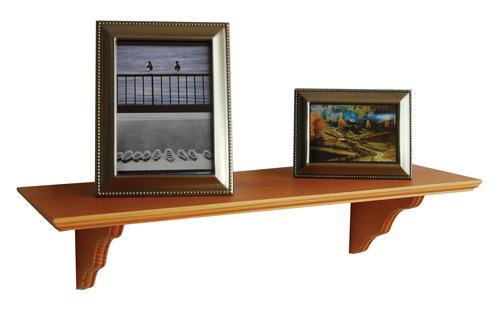 Estante de madera estantes de la pared estante de - Estantes de madera para pared ...