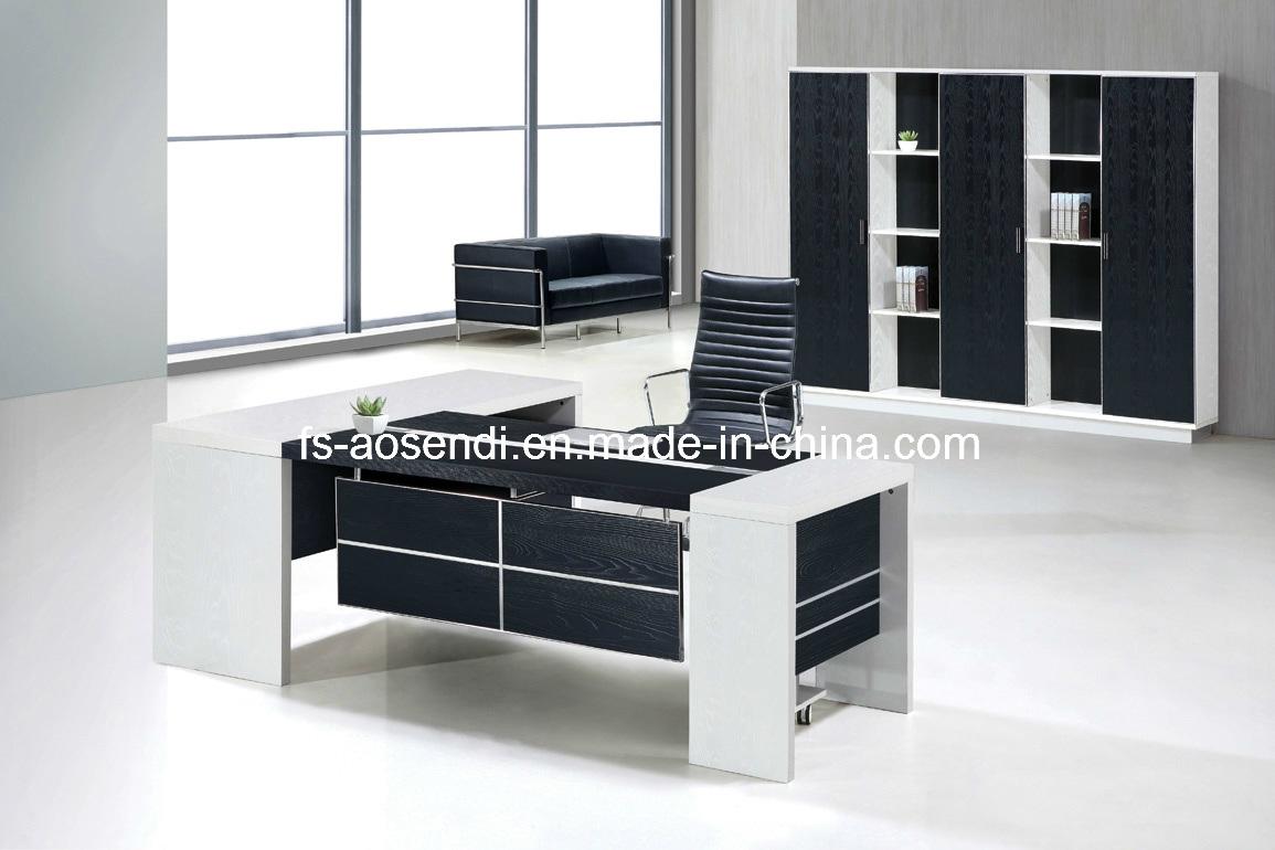 Escritorio de oficina de la melamina ab22 62 for Lista de muebles de oficina