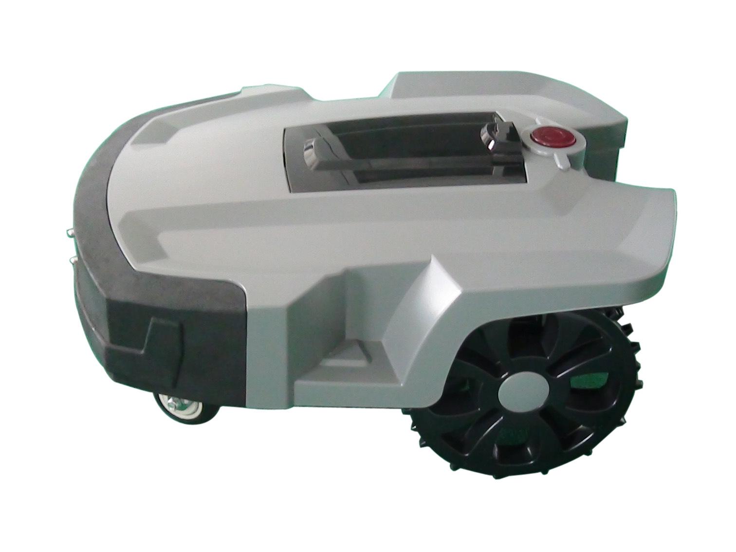 Robot cortac sped con bater a de litio 2012 2013 robot - Cortacesped automatico precio ...