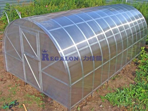 Painel ultravioleta da estufa do policarbonato hsl ph001 - Serre da giardino usate ...