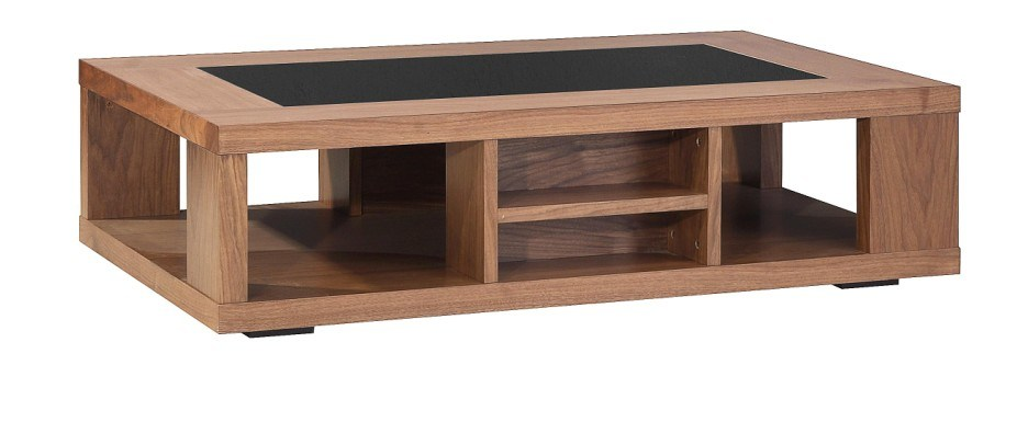 Table de salon en bois moderne - Table basse salon bois ...