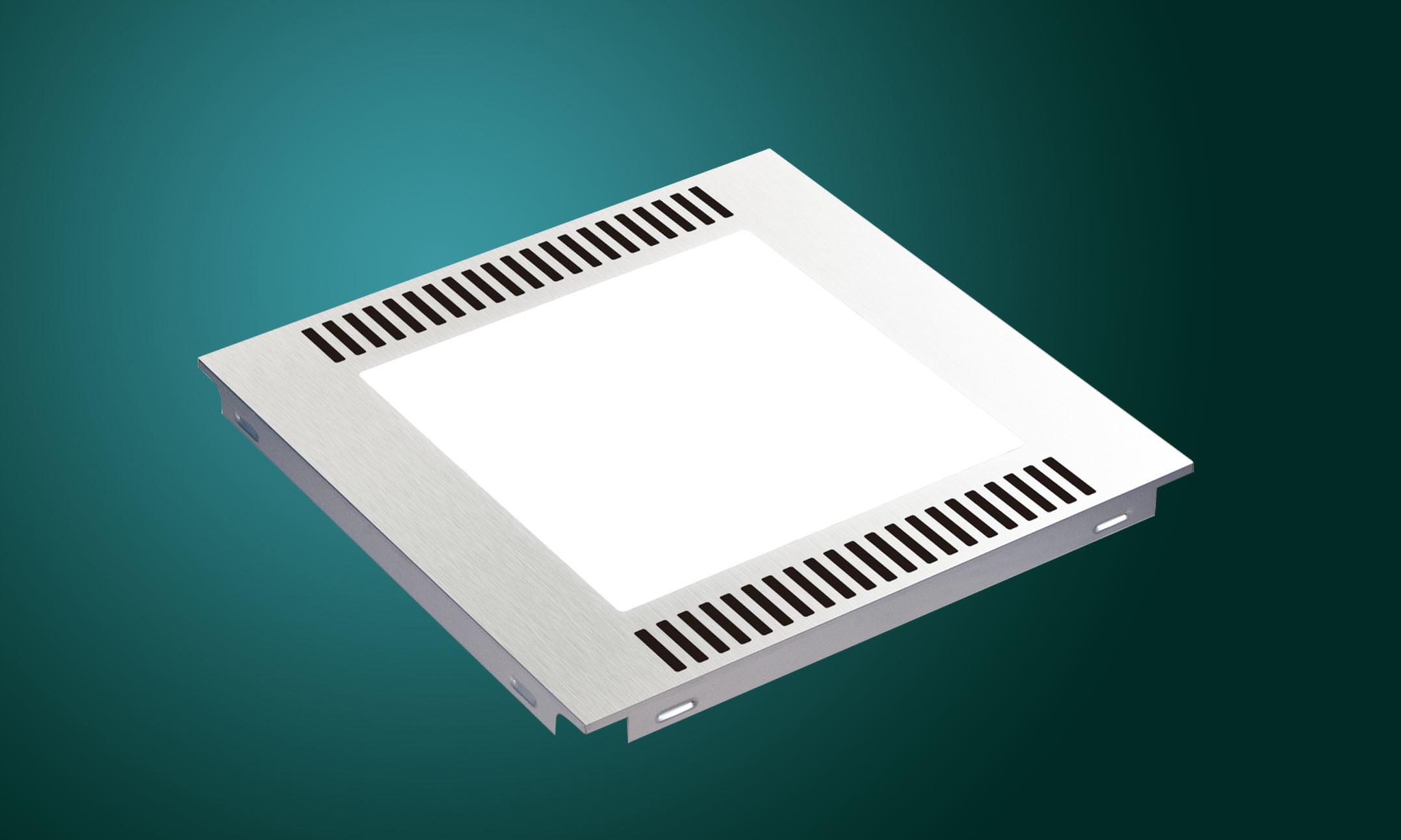 Plafonnier de DEL ventilateur de plafond –Plafonnier de
