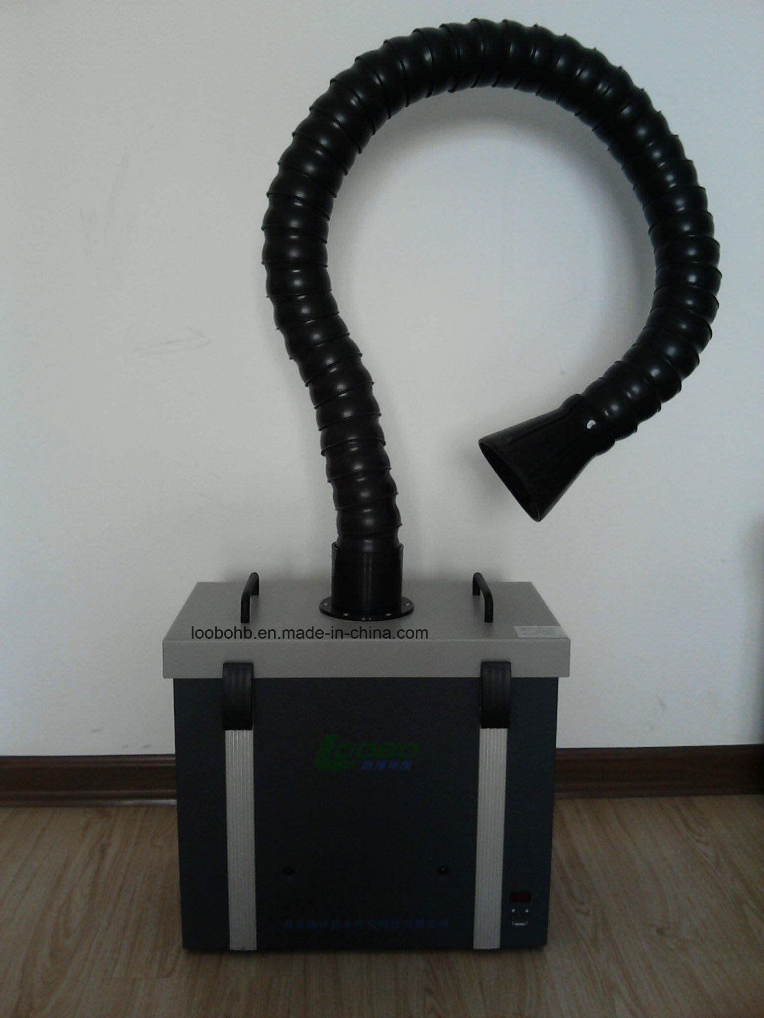 collecteur de poussi re de laser d 39 extracteur de vapeur du laboratoire livre qx photo sur fr. Black Bedroom Furniture Sets. Home Design Ideas