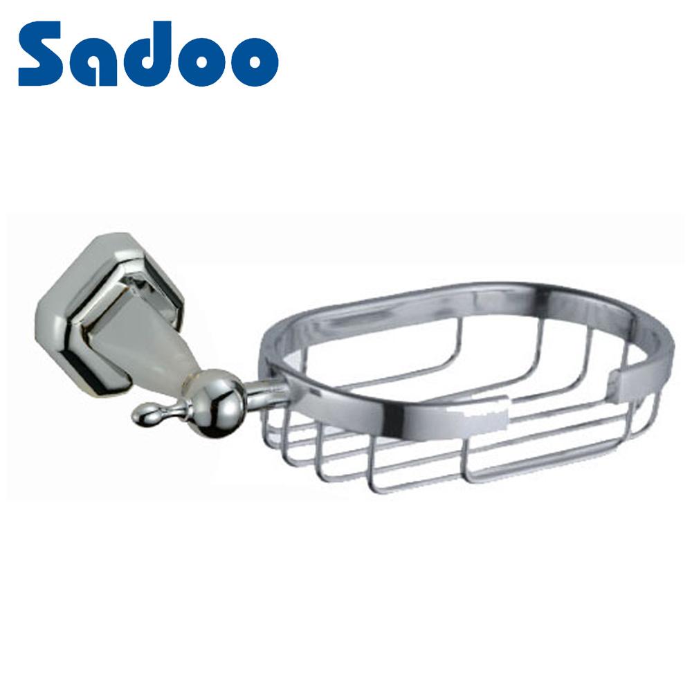 Accesorios de ba o de acero inoxidable cesta de jab n sd for Precios accesorios para banos acero inoxidable