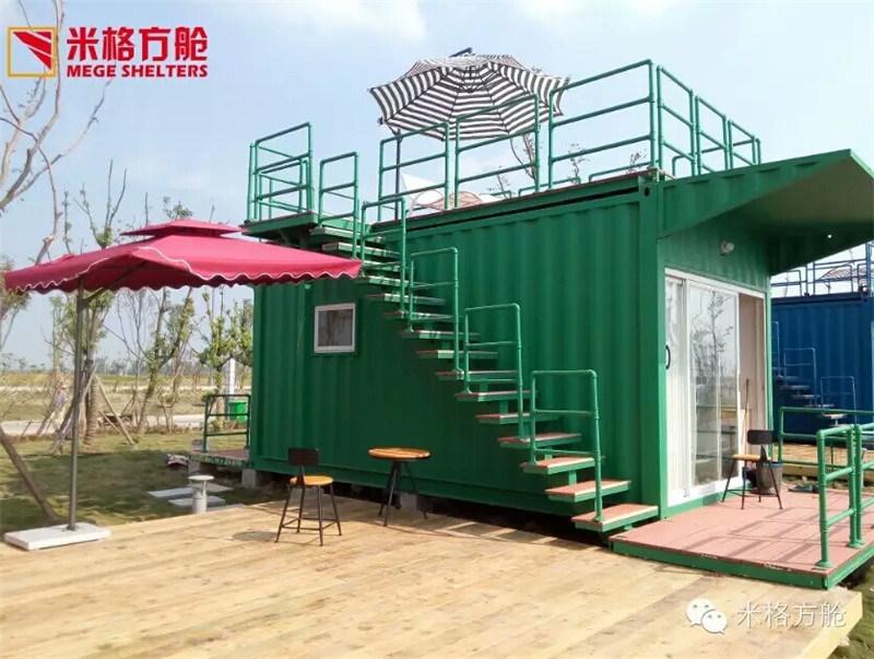 Foto de casa modular prefabricada modificada del envase de - Casa modular prefabricada ...