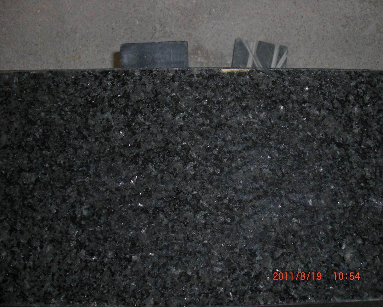 Azulejo negro imperial del granito azulejo negro for Precio granito negro