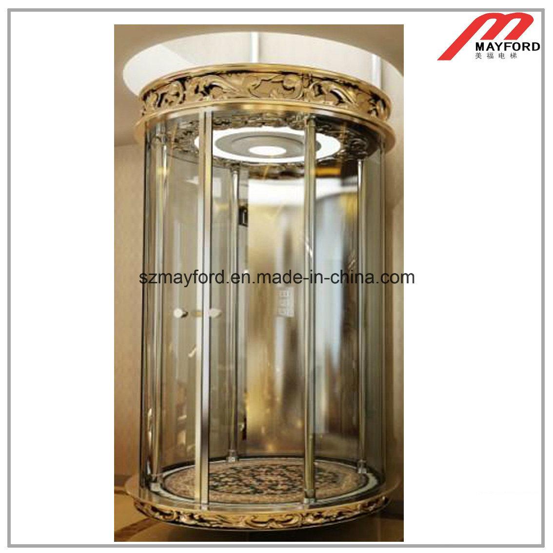 ascenseur de villa avec le levage de luxe de maison de mur de v hicule photo sur fr made in. Black Bedroom Furniture Sets. Home Design Ideas