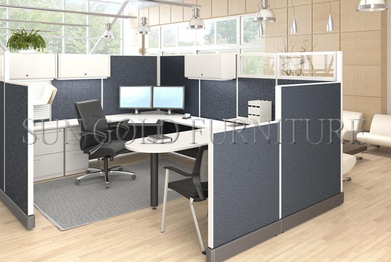 Foto de cub culos modulares modernos de la oficina de la for Cubiculos de oficina