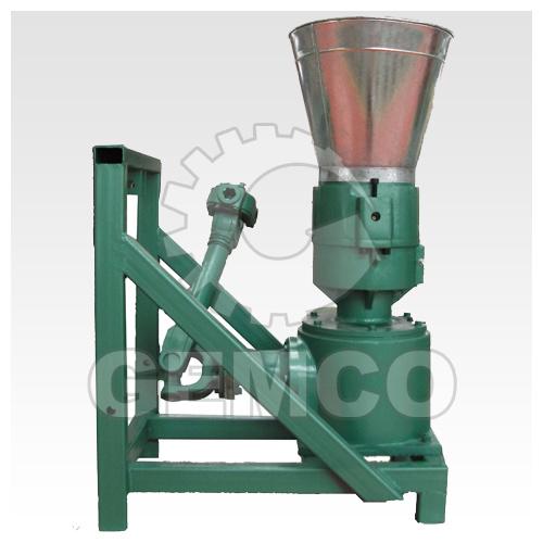 Machine en bois de moulin de granule conduite par PTO de  ~ Granule De Bois A Vendre