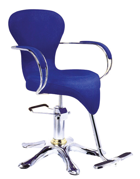 Chaise de salon de coiffeur de mode l12 chaise de salon for Chaise pour coiffeuse