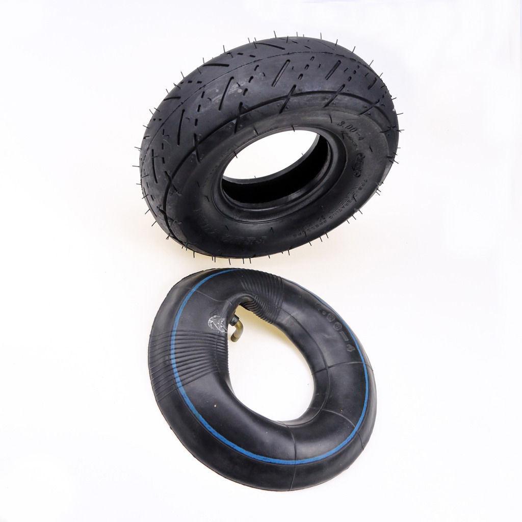pneu de scooter et tube lectriques d 39 inne 4 ou 9x3 5 4 vont mini pneu de quarte de kart. Black Bedroom Furniture Sets. Home Design Ideas