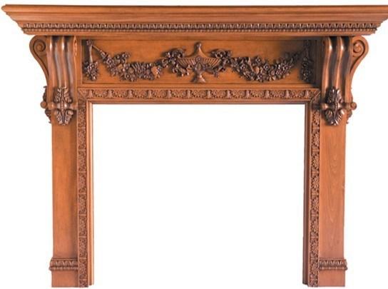 Chimenea de madera lf 1072246 chimenea de madera lf for Chimeneas de madera
